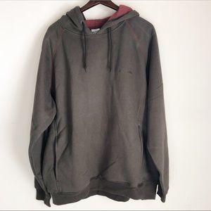 Columbia Hart Mountain Logo Hooded Sweatshirt